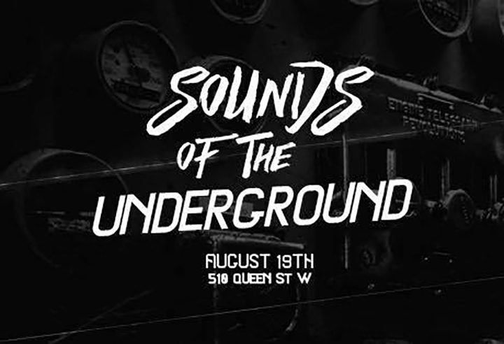 Sounds of the Underground 2016