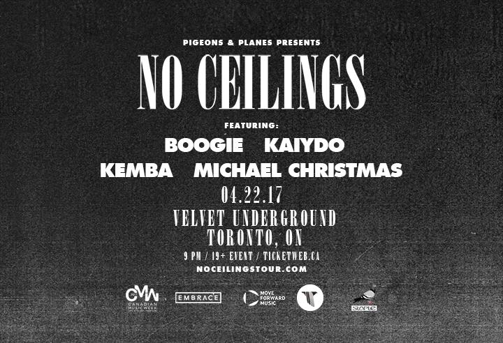 No Ceilings 2017