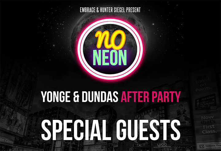 No Neon After Party 2017