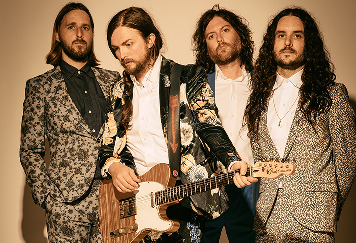J. Roddy Walston And The Business 2018
